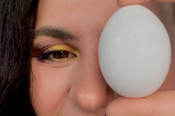 eggshell membrane beauty method